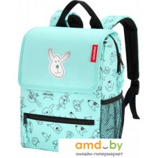 Рюкзак Reisenthel Kids Cats and Dogs Mint